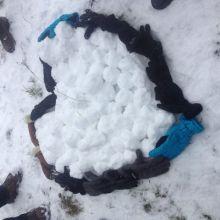Ons hart van sneeuw