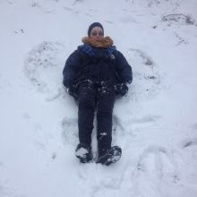 Sneeuwengel